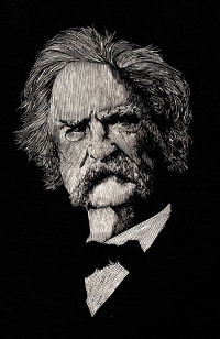 Mr. Samuel Clemens suggests you get your act together
